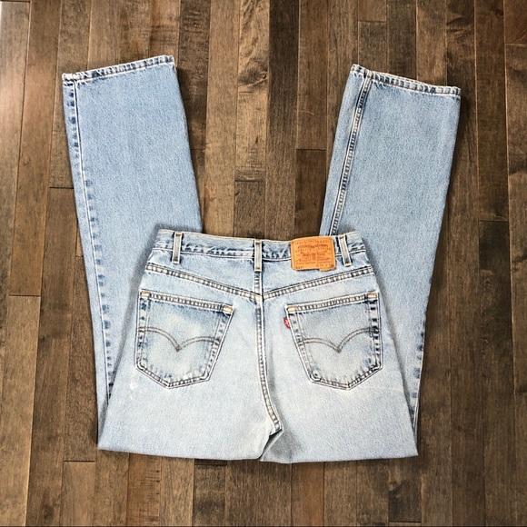 Levi's Denim - Killer Vintage Levi's 517 jeans!